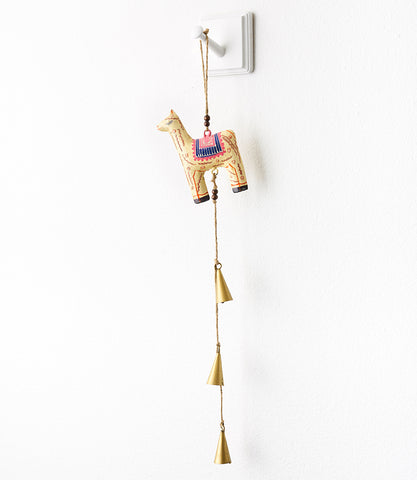 Henna Treasure Bell Chime - Elephant
