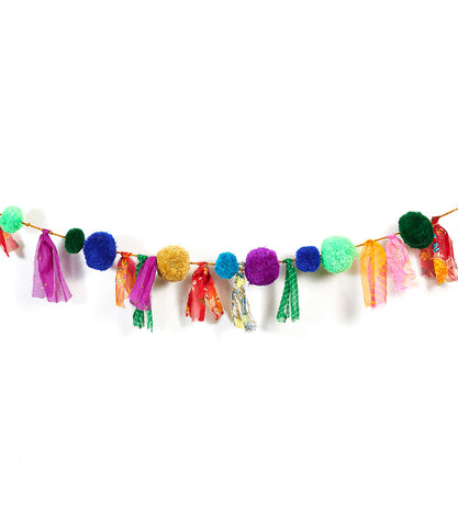 Sari Carnival Windsock - Assorted