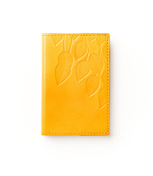 Chabila Leather Journal - Leaves
