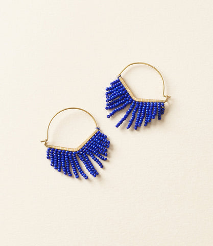 Chameli Earrings - Coin Cascade