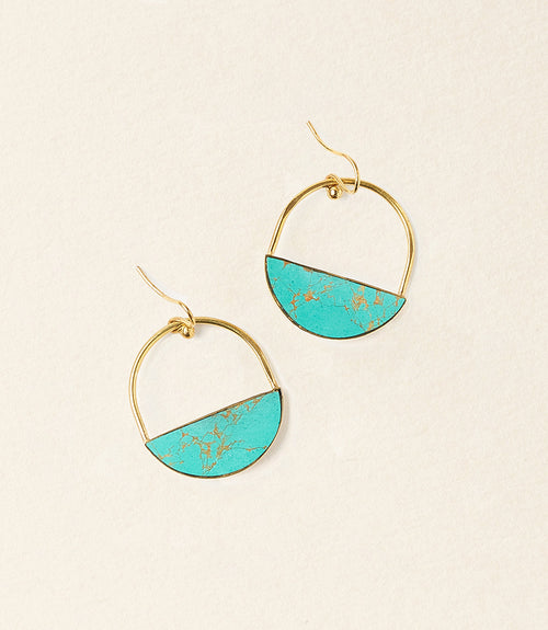 Sandhya Earrings - Slice