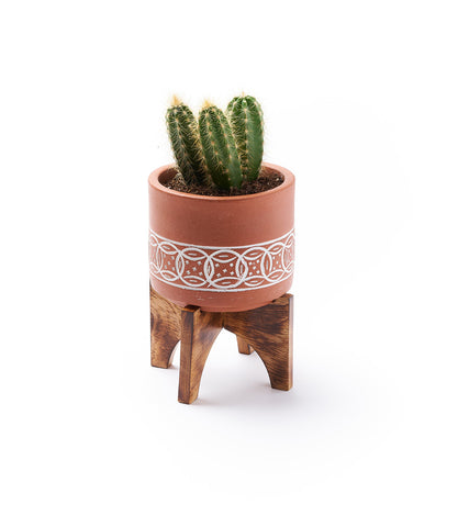 Jalini Incense Holder - Hamsa
