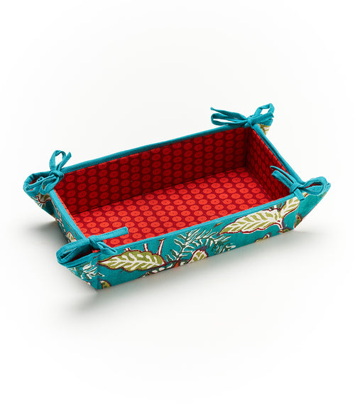 Reversible Cotton Travel Tray - Rectangle (Small)