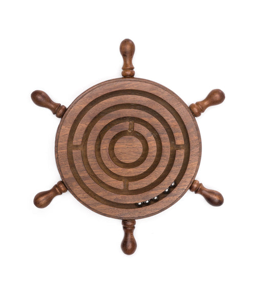 Labyrinth Game - Nautical
