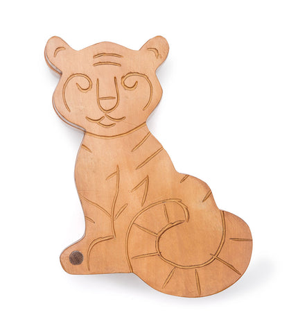 Larissa Plush Ornament - Lion