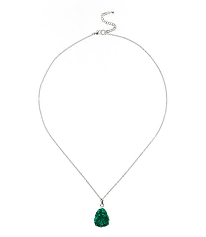 Abbakka Arrowhead Necklace - Crystal