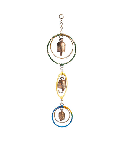 Air Element Bell Chime - Quatrefoil