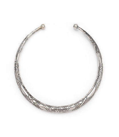 Sanctuary Necklace - Silver