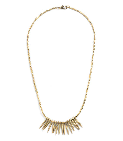 Vitana Cosmos Necklace - Teal