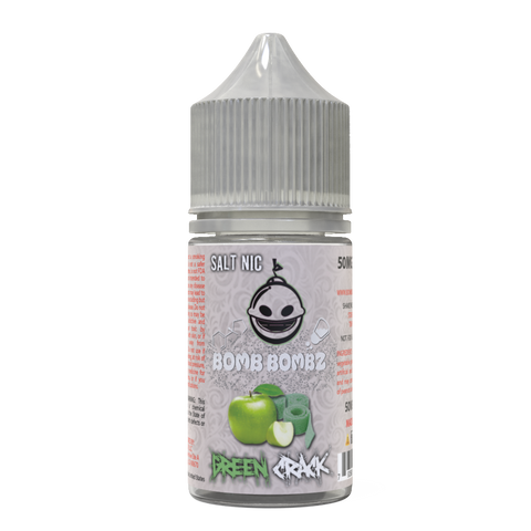Green Crack Salt Nic Series - [bomb-bombz-e-liquid]
