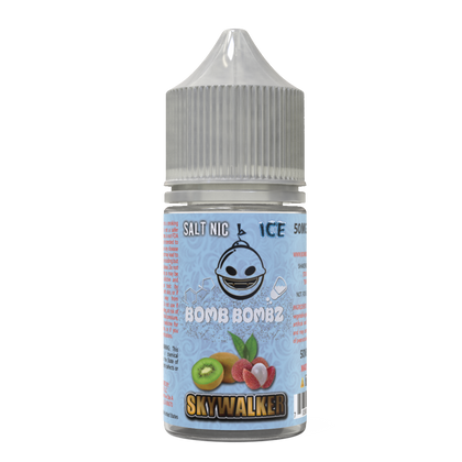 Skywalker Salt Nic Ice Series - [bomb-bombz-e-liquid]