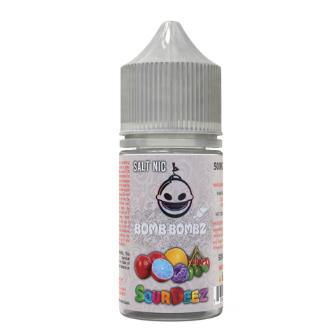 Sour Deez Salt Nic Series - [bomb-bombz-e-liquid]