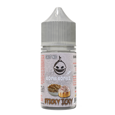 Sticky Icky Salt Nic Series - [bomb-bombz-e-liquid]