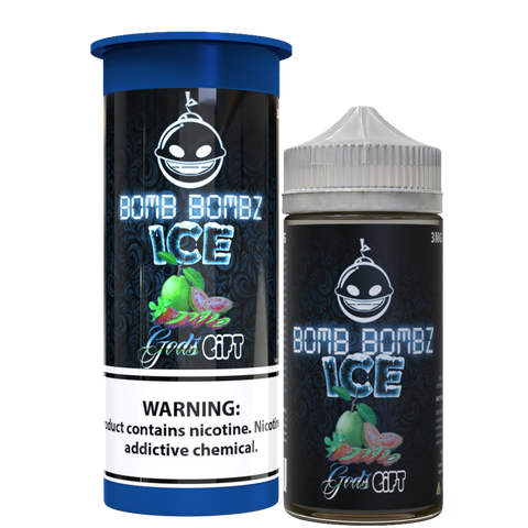 God's Gift Ice - [bomb-bombz-e-liquid]