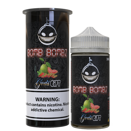 God's Gift - [bomb-bombz-e-liquid]