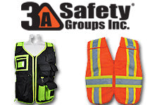 3A  Safety Vests