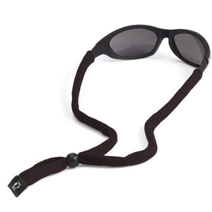 Original Cotton Standard End Eyewear Retainers - Black