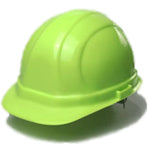 Omega II Mega 6-pt Ratchet Hard Hat Safety Helmet