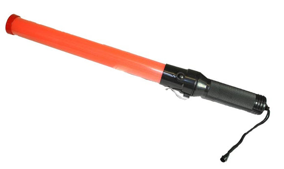 21-inch Roadside Safety LED Traffic Wand Baton