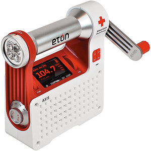 Eton - American Red Cross Axis Radio