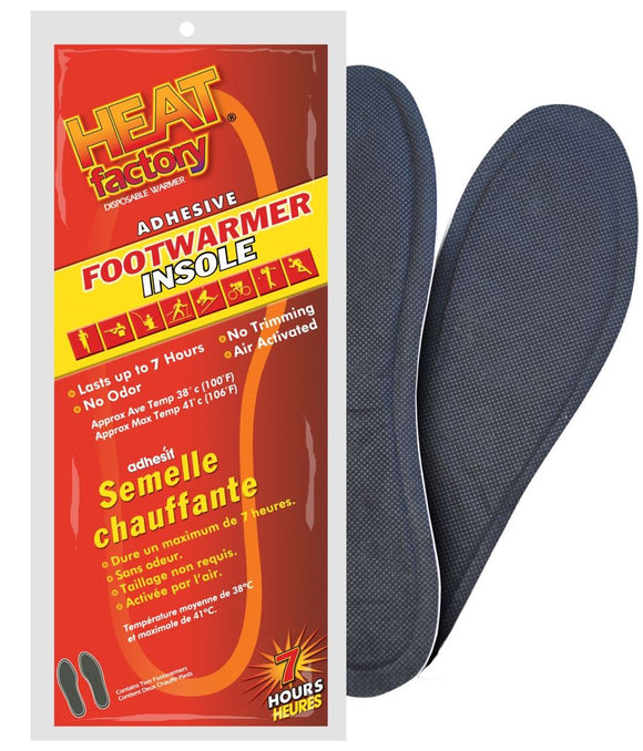 1958 - Footwarmer Insoles - Pair