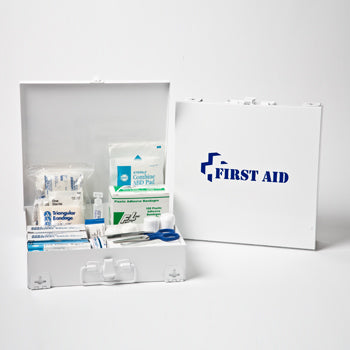 First Aid - 50 Steel Kit