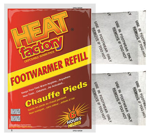 1948 Heat Factory Foot Warmer - Pair