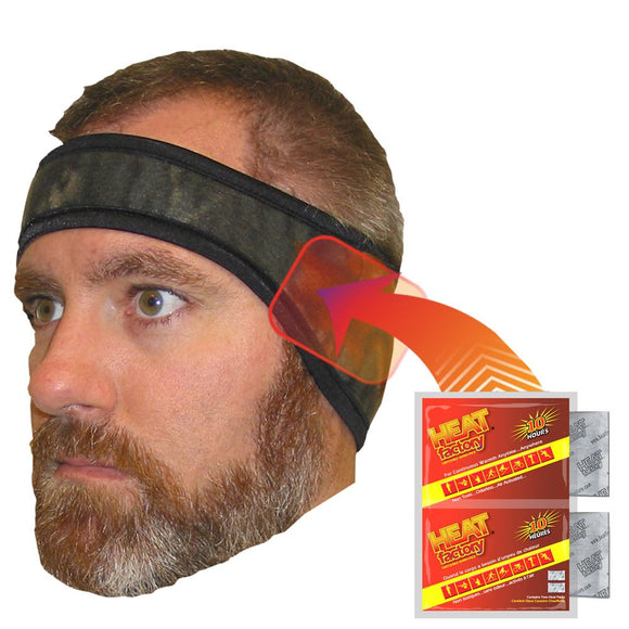 1760 - Heated Headband