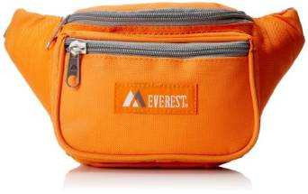 Everest Signature Waist Pack - Standard - Orange