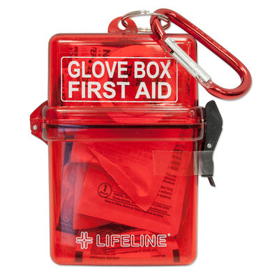 Lifeline Glove Box First Aid Kit - 28 Piece