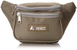 Everest Signature Waist Pack - Standard - Olive
