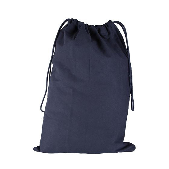 Canvas Laundry Bag  - Black  - 18ƒ?? x 27ƒ??