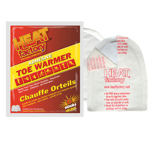 Adhesive Toe Warmers - Pair