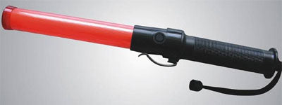 LED Signal Baton - Triple function: Flashing, Warning, and Steady Light