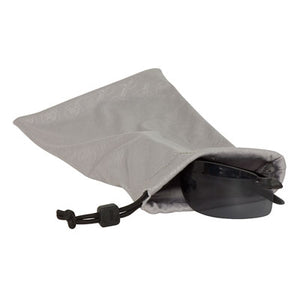 Microfiber Storage Bag- Gray