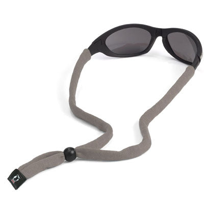 Original Cotton Standard End Eyewear Retainers - Gray