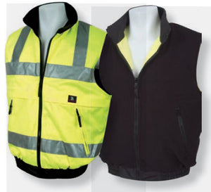 Reversible Body Warmer