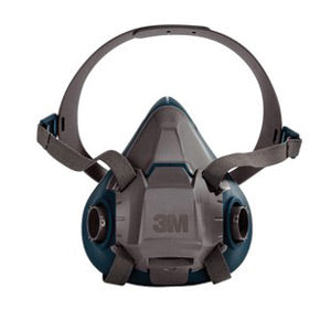 3M Rugged Comfort Half Facepiece Reusable Respirator