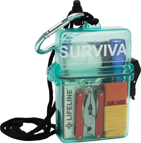 Water-Resistant Survival Kit