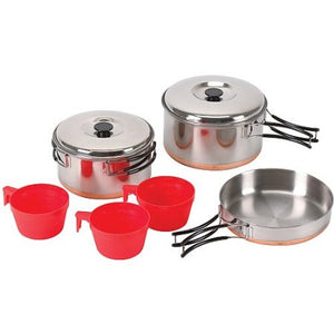 Stansport Outdoor 363 3 Person Cook Set