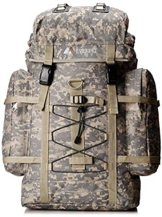 Everest Hiking Backpack  - Digital Camouflage