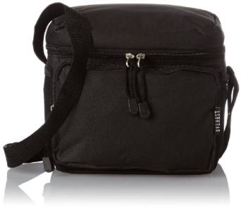 Everest Cooler Lunch Bag  - Black