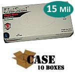 UniSeal High-Risk Powder-Free Nitrile Gloves - Case