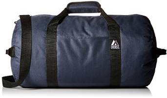 Everest 20-Inch Round Duffel - Navy