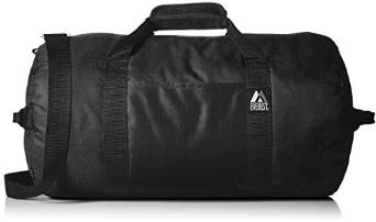 Everest 20-Inch Round Duffel - Black