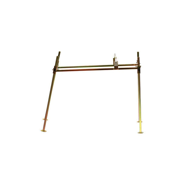 Folding Sluice Stand - 24 Inch X 19 Inch - for # 581 and 582