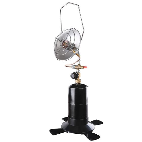 Portable Outdoor Propane Infrared Radiant Heater