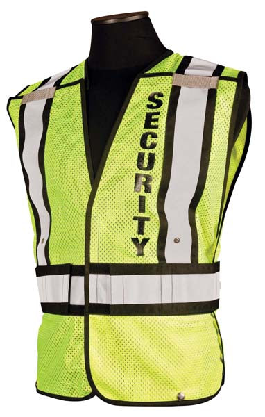 Security Officer Safety Vest
