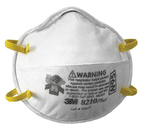 3M 8210 Particulate Respirator (20 Pack)