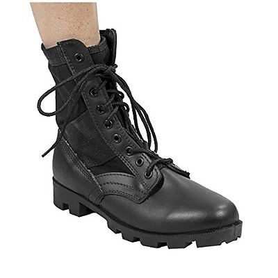 Jungle Boots ƒ?? Black ƒ?? 6W